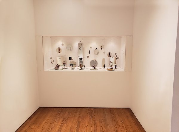 Reflections--Installation at LBMA 2